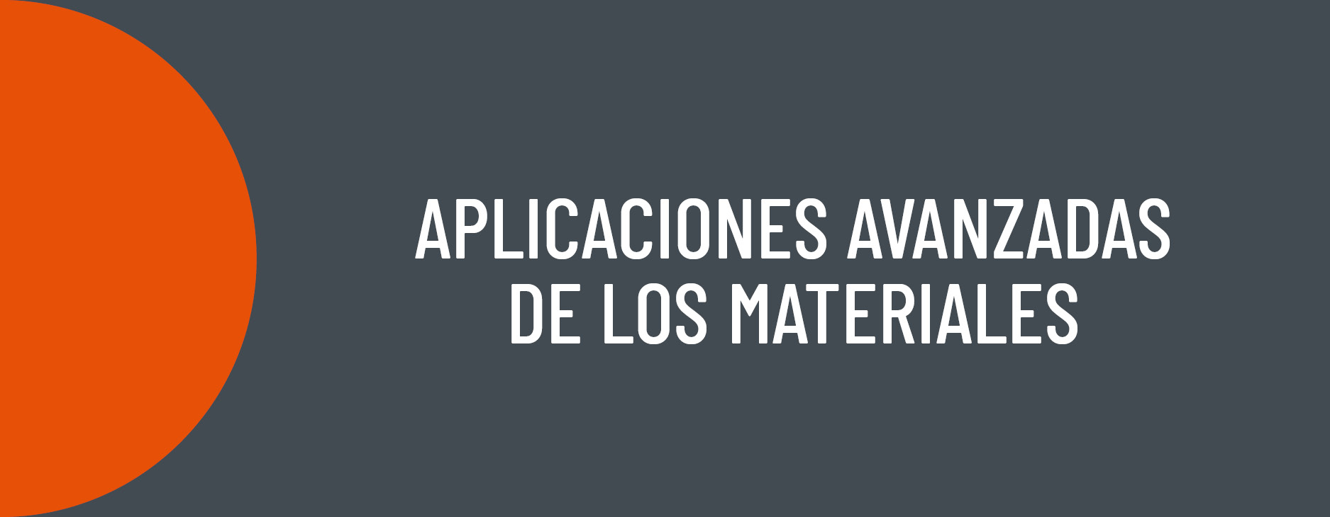 AIDIMME R&D lines: Advanced applications of materials